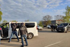 На Харківщині затримали перевізників за фінансування тероризму