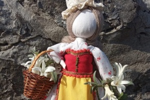 Майстрині української ляльки-мотанки долучилися до міжнародного конкурсу до Дня Європи