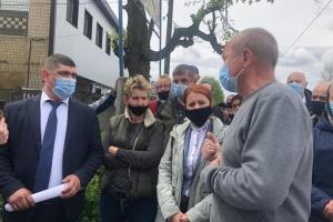 Ірина Борзова: «Школу-інтернат в Сутисках необхідно зберегти і захистити права дітей»