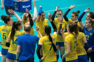 Волейбол: Україна з перемоги стартувала у відборі жіночого Євро-2021