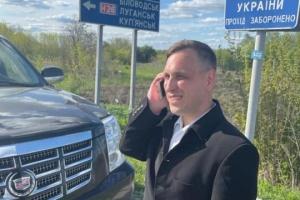 Liberado el preso político ucraniano Chirniy