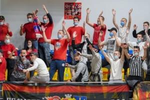 Баскетбол: українські уболівальники відвідають заключні ігри чемпіонату