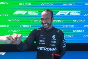 Формула-1: Гемілтон виграв кваліфікацію Гран-прі Іспанії і здобув сотий поул в кар'єрі