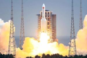 В США прогнозируют, что обломки китайской ракеты могут упасть на Землю