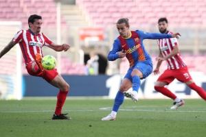 Ла Ліга: «Барселона» не зуміла обіграти «Атлетіко»