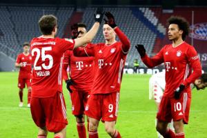 «Баварія» стала чемпіоном Німеччини 31-й раз в історії
