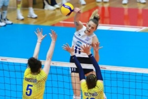 Жіноча збірна України програла Швеції у другому турі відбору на ЧЄ-2021 з волейболу