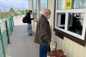 На КПВВ «Станиця Луганська» потік пасажирів за тиждень упав майже вдвічі - ДПСУ