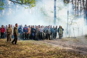 На Тернопільщині стартувала теренова гра «Гурби-Антонівці»