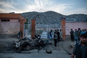 Жертв вибуху біля школи у Кабулі вже 58, щонайменше 150 поранених
