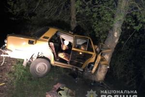 На Житомирщині в ДТП загинули двоє - водій та 15-річний хлопець