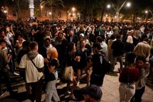 Іспанці влаштували вуличні танці у першу ніч без COVID-обмежень