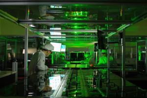 У Південній Кореї запустили найпотужніший у світі лазер