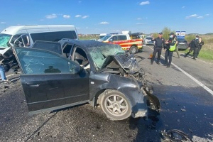 На Ривненщине в ДТП погибли водитель и ребенок