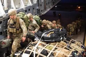 Десантники США пострадали на учениях в Эстонии