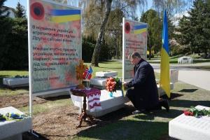 В Осло вшанували пам'ять українців, загиблих у Другій світовій війні