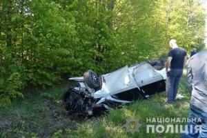 На Буковині в ДТП загинула 10-річна дівчинка