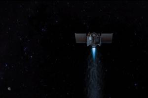 Космічний зонд NASA повертається на Землю зі зразками астероїда Бенну