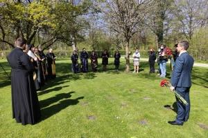 У Мюнхені українці відзначили День пам'яті та примирення низкою заходів