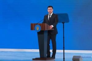 ゼレンシキー大統領、親露政治家メドヴェチューク氏の影響力低下にコメント
