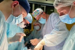 У Києві вперше трансплантували нирку від посмертного донора