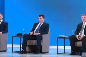 «Корупційний жирок» і «пазурі»: Данілов розширив тезу про 13 олігархів