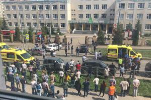 Russie : un ancien élève fait un massacre dans une école à Kazan