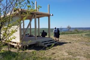 «Українська Атлантида»: на Бакоті з'явився туристичний центр