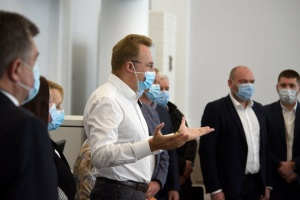 Львів реорганізовує медичну систему міста - Садовий