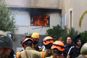 Унаслідок обстрілу ізраїльського міста Ашкелон загинули дві жінки