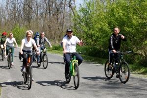 На Полтавщині презентували маршрут для прихильників активного туризму