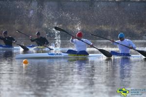 Україна претендує на 5 олімпійських ліцензій у веслуванні на байдарках і каное