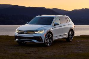 Volkswagen представив новий кросовер