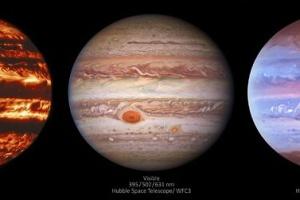 Новые снимки Юпитера раскрывают тайны его атмосферы