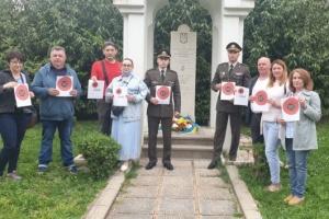 Жертв Другої світової війни вшанували активісти української громади у Болгарії