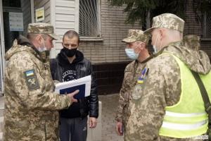 На Харківщині - збори тероборони за участю понад 2000 резервістів