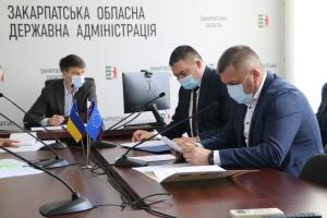 На Закарпатье выбирают место, где в Украину будет заходить европейский автобан