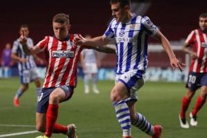 Ла Лига: «Атлетико» победил «Реал Сосьедад» на пути к чемпионству