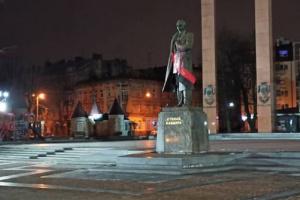 У Львові суд виніс вирок студенту, який облив фарбою пам'ятник Бандері - ЗМІ