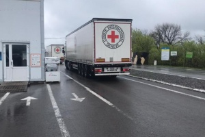 Красный Крест доставил еще более 100 тонн гуманитарной помощи в ОРДЛО