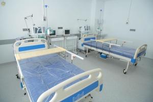 У Червоноградській лікарні на Львівщині відкрили нове приймальне відділення