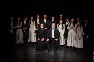 Франковский драмтеатр впервые сыграет спектакль по Стефанику в родовом имении писателя