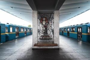 В Киеве женщина родила в метро