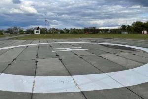 «Вертолетную площадку Януковича» в Каневе передали Нацполиции