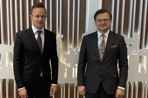 Kuleba, Szijjártó agree to continue dialogue on education and minorities
