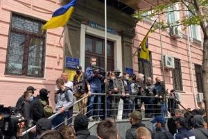 Kyiv court starts choosing measure of restraint for Medvedchuk