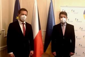 Deputy defense minister of Czech Republic assures Ukraine of support