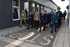 КПВВ на адмінмежі з Кримом після деокупації стануть музеями – спікерка Сеймасу Литви