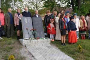 На Вінниччині відкрили перший в країні пам'ятник пісні «Повій, вітре, на Вкраїну»