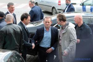Прокуратура обжаловала меру пресечения Медведчуку - просит взять его под стражу